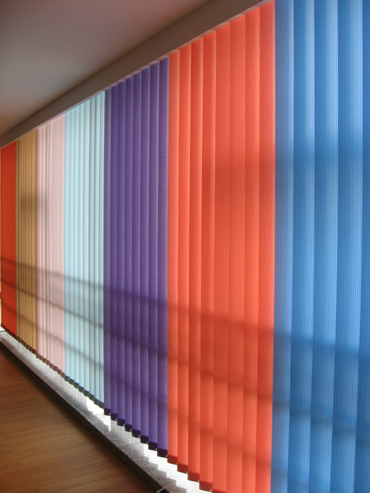 Vertical Blinds From Southsea Portsmouth Hampshire